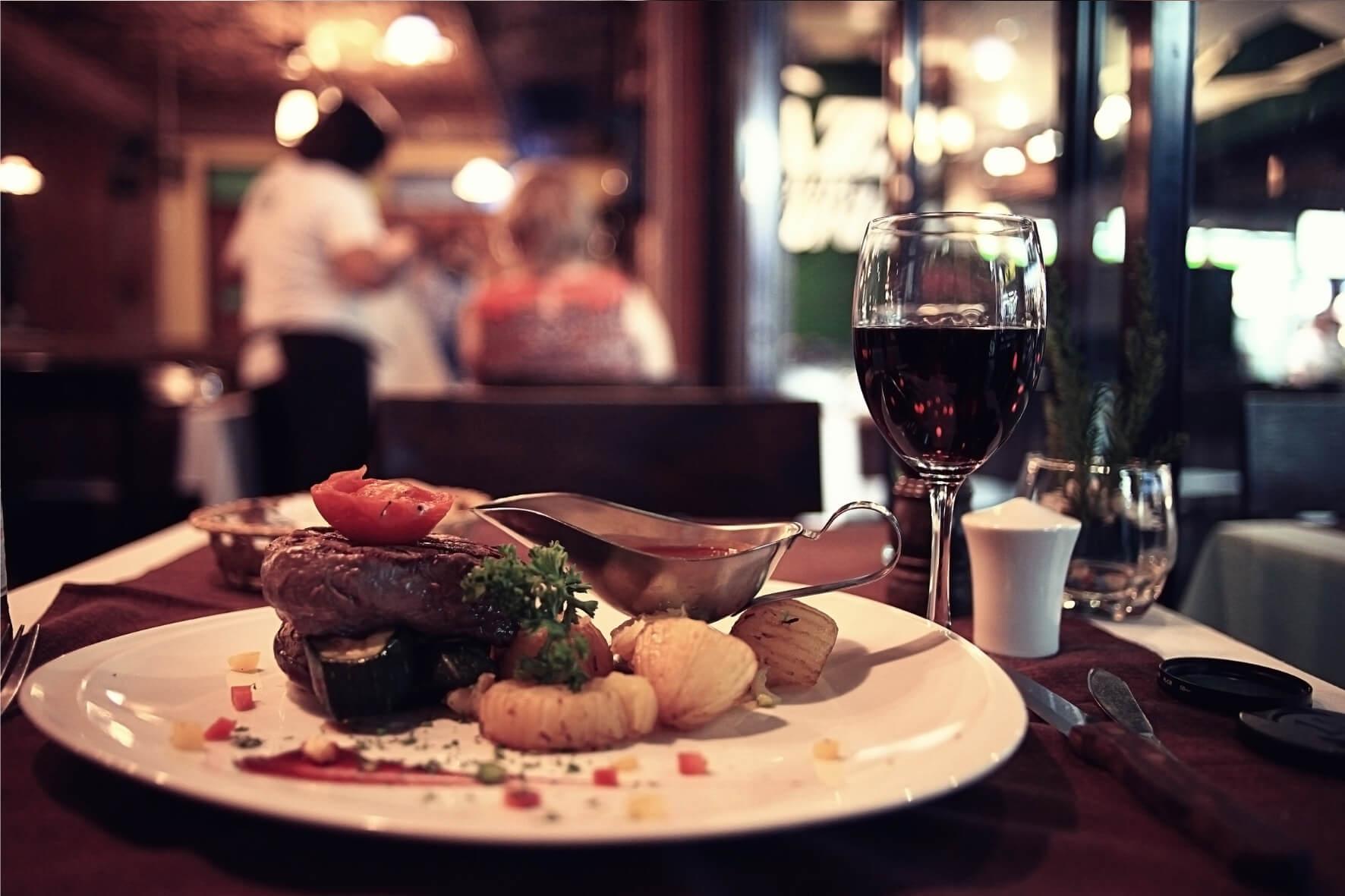 Hotel Ammerländer Hof Restaurant